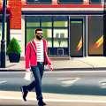 Look do dia: Kate Moss em Chanel