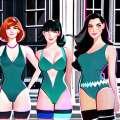 Miranda Kerr slavi 50. obljetnicu kalendara Pirellija u svlačionici