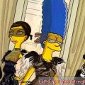 Harper's Bazaar coloca os Simpsons na moda
