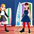 Top Flop: Julia Roberts vs.Leighton Meester, yang terbaik memakai mini!