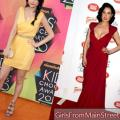 Top Flop: Dita von Teese vs. Selena Gomez, who best wears the draped dress?